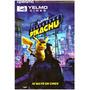 Cinerama: Pikachu / Keanu Reeves / Mena Massoud / Rebel Wils