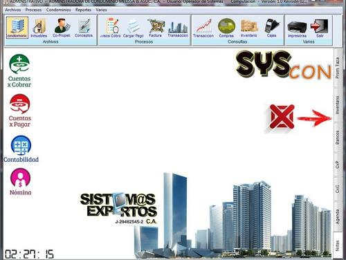 Software O Programa Administradores Condominio