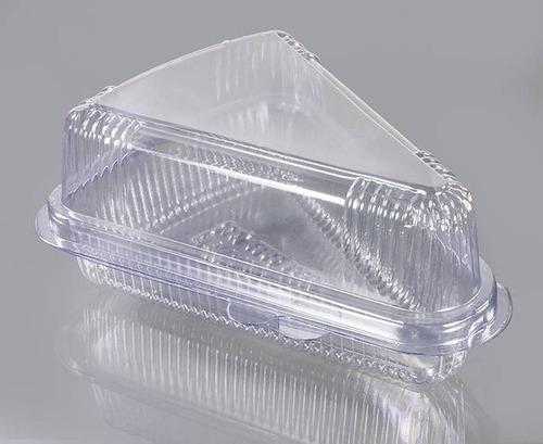 Embalagem Para Fatia Bolo E Torta Descartavel C/50un