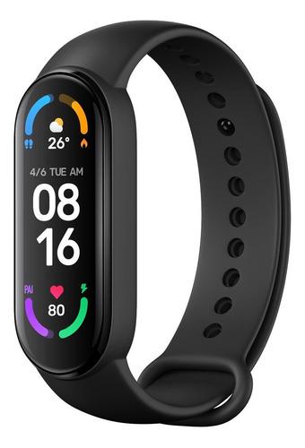 Xiaomi Mi Band 6 Relógio Smartwatch Pulseira Global