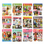 Kit 6 Revistas Bonecas De Pano Lote 3