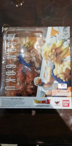 Son Goku Sh Figuarts Bandai Original 2015