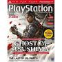 Revista Playstation Ghost Of Tsushima N° 265