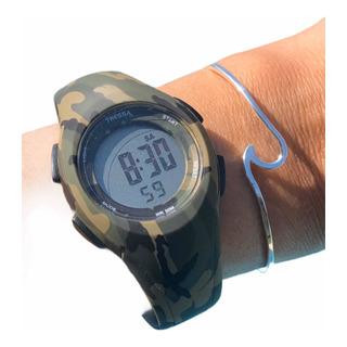 Reloj Tressa Marea Digital Sumergible Cuotas !!! Casa Tagger