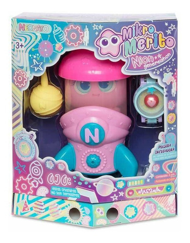 Mikromerito Ksimerito Petit Edición Especial Distroller