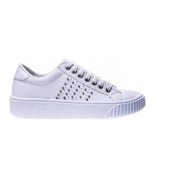Zapatillas Mujer Savage Blancas Lr31