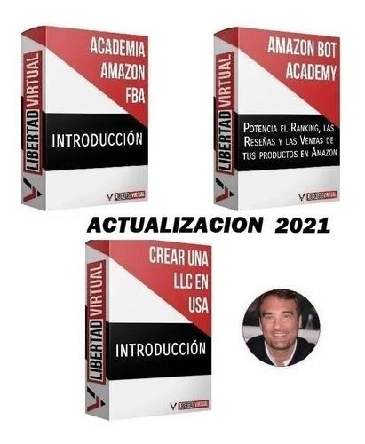 Pack Cursos Libertad Virtual Paco 2021 *