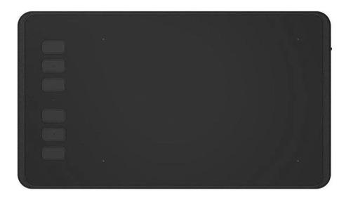 Tableta Digitalizadora Huion Inspiroy H640p  Black