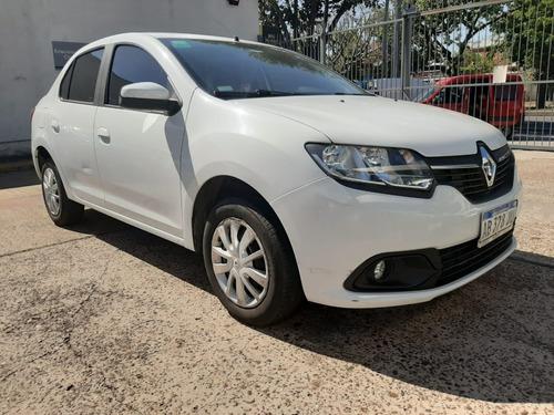 Renault Logan Expression Blanco 2017