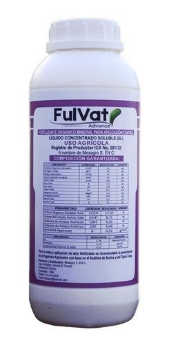 Abono O Fertilizante Organico Liquido X 1 Lts