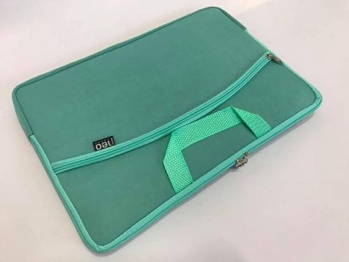 Capa Case Pasta P/ Notebook Com Bolso 18'' Neoprene Cores