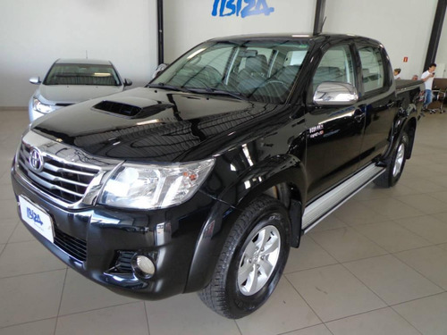 Toyota Hilux Cd 3.0 Srv 4xx4 Aut.