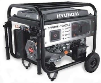 Grupo Electrogeno Hyundai 7.5k Hy9000le