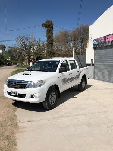 Toyota Hilux 2.5 Cd Dx Pack I 120cv 4x2 - H3 2013