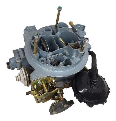Carburador Duplo Weber 495 Tldf 1.0 Uno Mille Gasolina Vacuo