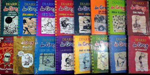 5 Diarios De Greg A Elegir .