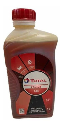 Óleo Total Fluide Lds Direção Eletro Hidráulica 1l Original