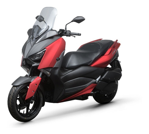 Xmax Abs Yamaha 2021 0km Vermelho