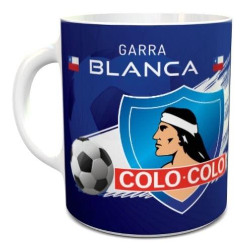 Tazón Fútbol Soy Hincha De Colo Colo 2