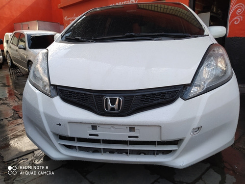 Honda Fit 2014 1.4 Lx Flex 5p
