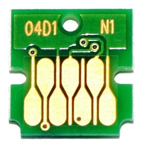 Chip Caja Mantenimiento Modelos L6171  Instalacion Epson