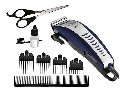 Máquina Cortar Cabelo Barba E Corpo Acessórios Mondial 127v