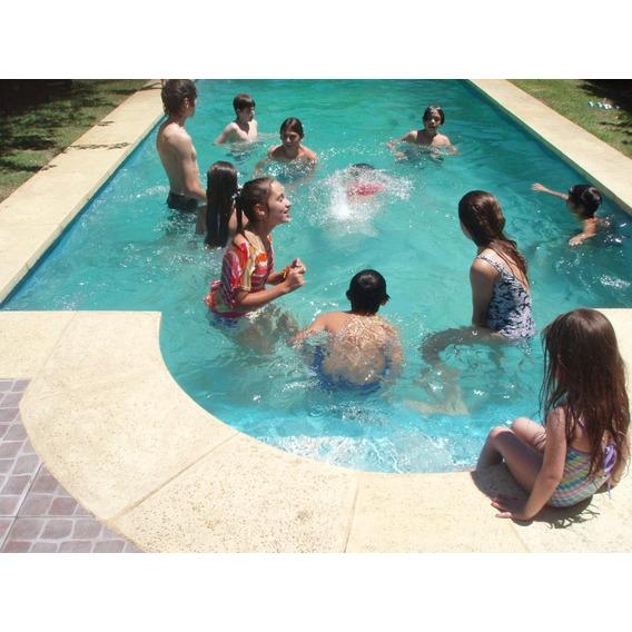 Alquiler Casa En Barrio Cerrado Zona Pilar Temporada