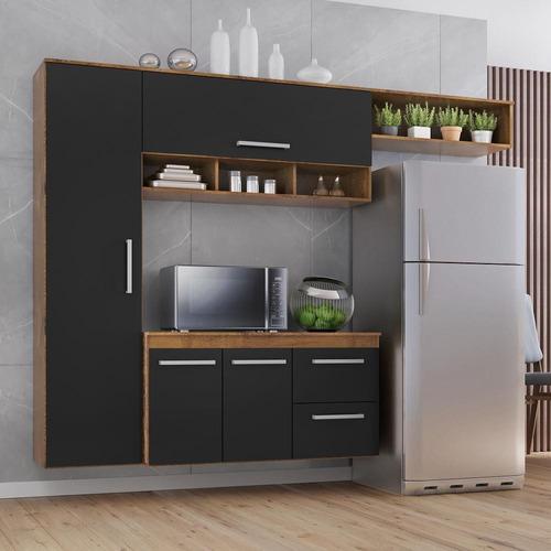 Cozinha Compacta Lua 4 Portas 2gav