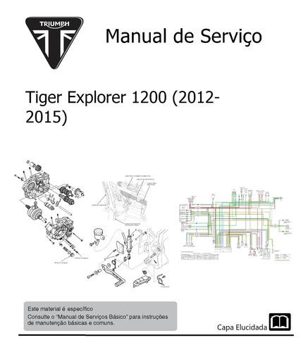 Manual De Serviço - Triumph - Tiger Explorer 1200