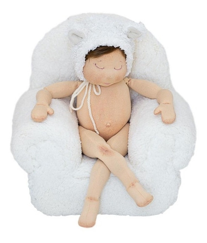 Mini Sofá Prop Fotografia 010 Newborn Recém Nascido Poltrona
