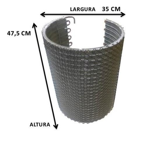 Serpentina Condensadora Springer Carrier 7k 9k 12k Cobre
