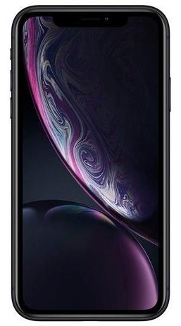 iPhone Smartphone Xr 64 Gb Preto Seminovo Usado Muito Novo