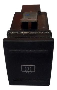 Botão Interruptor Desembaçador Vidro Traseiro Polo Original