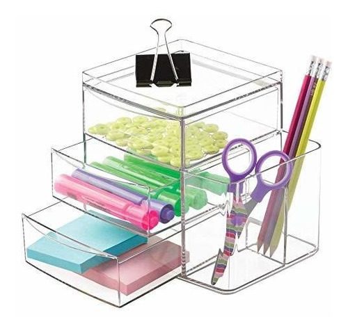 Organizer 3 Drawers 2 Compartments 1.45 Pounds - Ecart