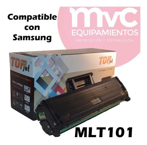 Samsung 101 Recarga Toner  P/  Ml 2165 / Scx-3405fw