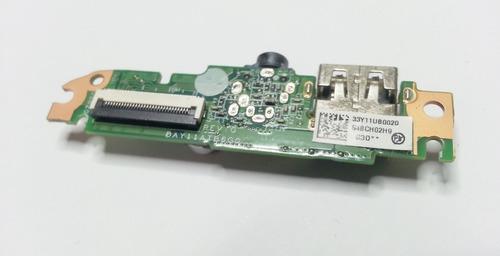 Placa Auxiliar Audio Y Usb / Reparación De Hp Protectsmart