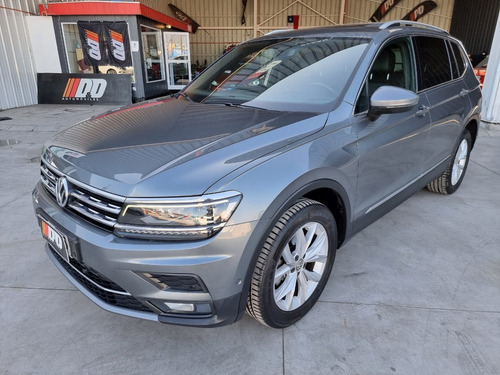 Volkswagen Tiguan 2.0 Hdi 4x4 Aut Limited 2019
