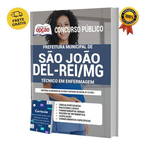 Apostila Concurso São João Del rei Mg Técnico Em Enfermagem