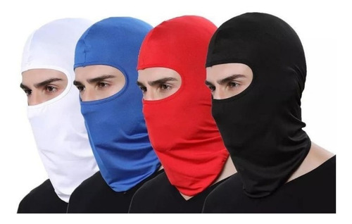130 Toucas Ninja Balaclava Militar Motoqueiro Atacado Tatica