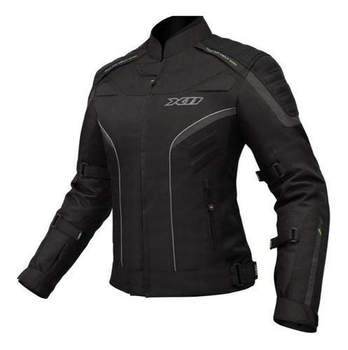 Jaqueta X11 Iron2 Feminina Impermeável Moto Motociclista