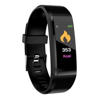 Smart Band 115 Plus Anti Perdida Cardio Podometro Bluetooth