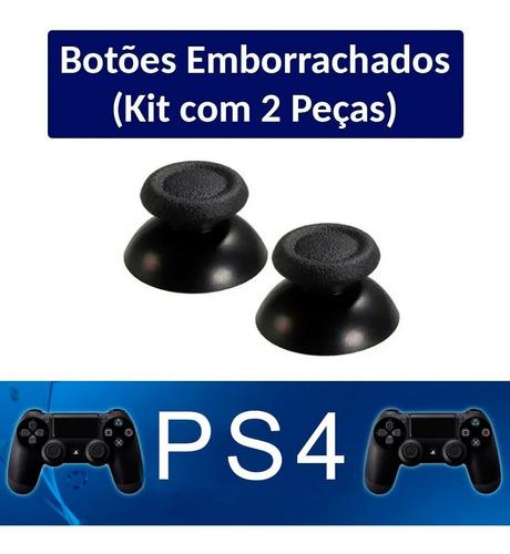 Kit 2 Botão Direcional Analogico P/ Controle Ps4 Original