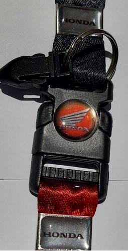 Honda Chaveiro Cordão Moto Original Oficial - O Mais Top