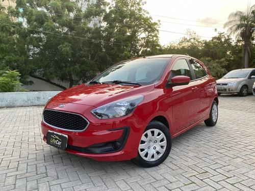 Ford Ka Ford Ka 1.5 Se 12v Flex 5p Mec. - Vermelho - 201...
