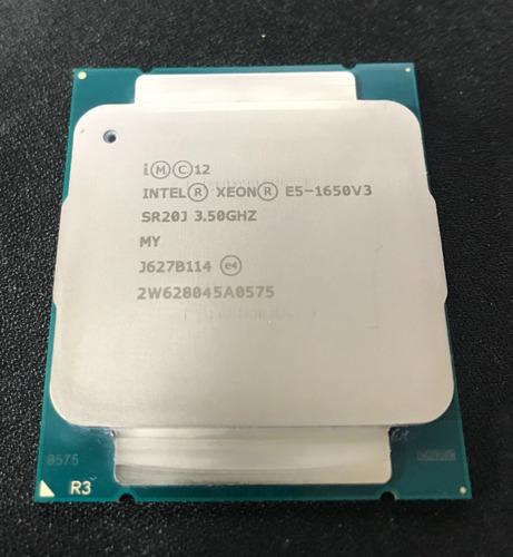 Processador Intel Xeon E5 1650 V3 3.5ghz 6 Cores