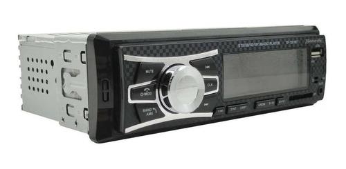 Som Automotivo Honestv Tp-7205bt Com Usb, Bluetooth E Leitor De Cartão Sd Original