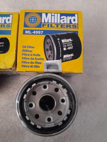 Filtro Millard Ml-4997 Chery Qq Spark Terios