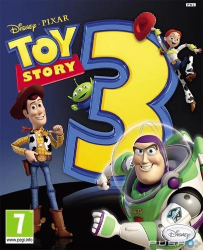 Toy Story 3 Ps3 Digital Español Oferta !