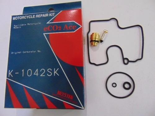 Reparo Carburador Sv650 Vl800 Volussia Keyster K-1042sk Original