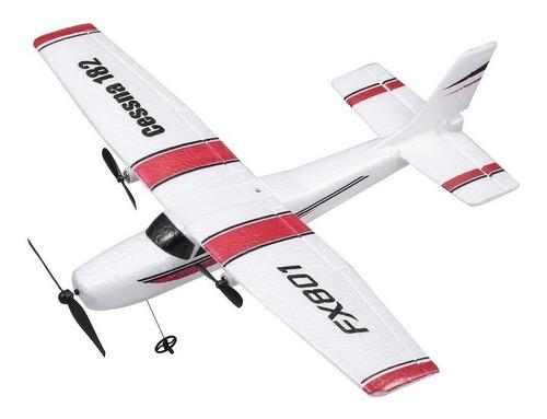 Avião De Controle Remoto Cessna 182 - Mais Barato!